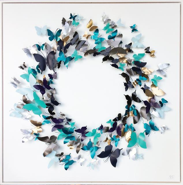 , 'Blue Skies,' 2018, Woolff Gallery