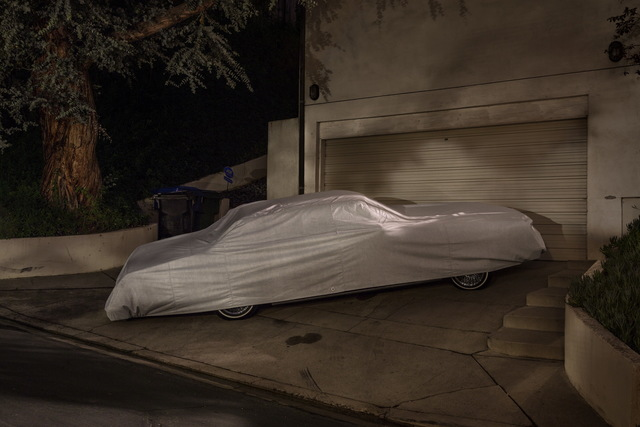 , 'Sleeping Car, Wonderland Park Avenue,' 2014, Fahey/Klein Gallery
