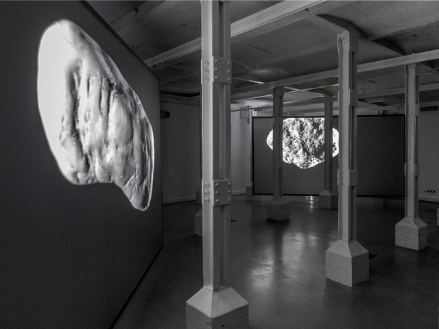, 'Installation view of the exhibition 'Nach Osten',' 2015, TRAFO