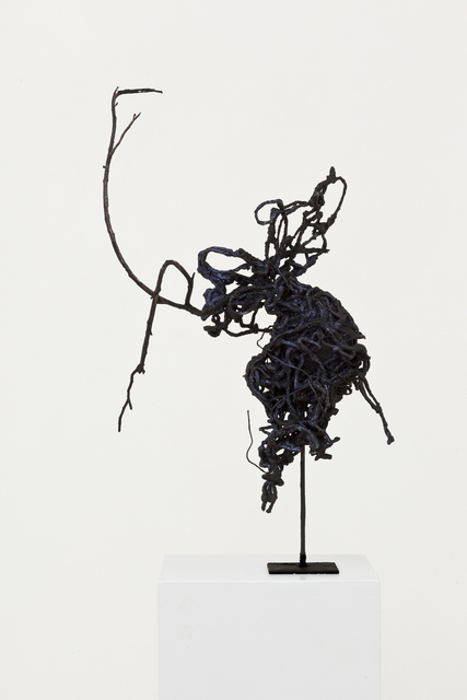 , 'Pipe Cleaner Artist Maquette / Studio Construction #25,' 2015, Galerie Rüdiger Schöttle