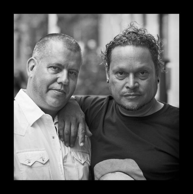 Robert Kalman, 'Carlos & Pablo', Soho Photo Gallery