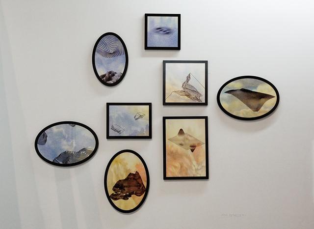 , 'Topografías,' 2017, LA ARTE