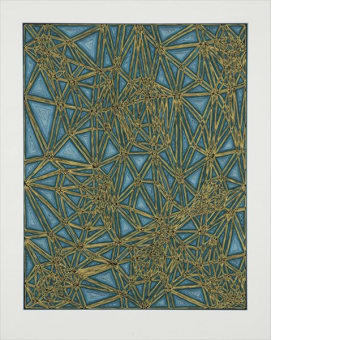 James Siena, 'Shifted Lattice', 2006, TAG ARTS