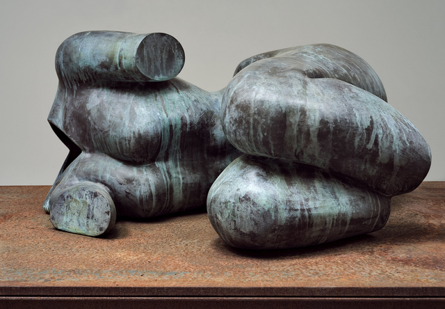 , 'Bronzefrau Nr. 7,' 2001, Moderna Museet