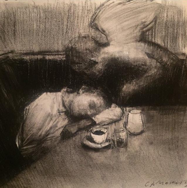 , 'Angel in Café,' , Sladmore Contemporary