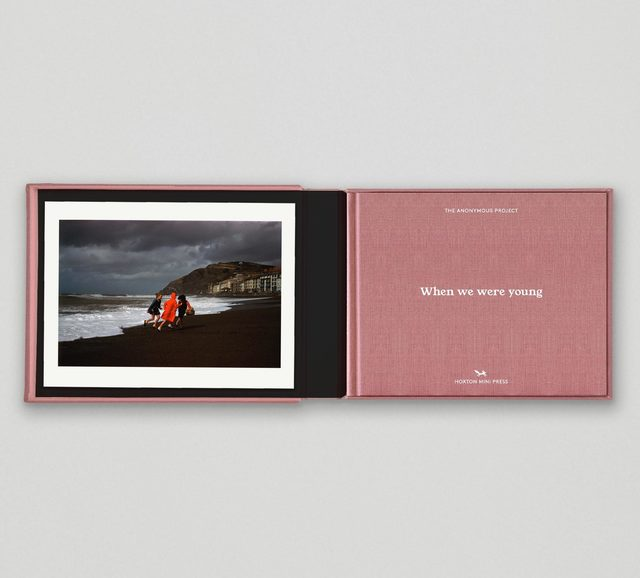, 'Limited edition print (G) + book: 'When We Were Young',' 2020, Hoxton Mini Press