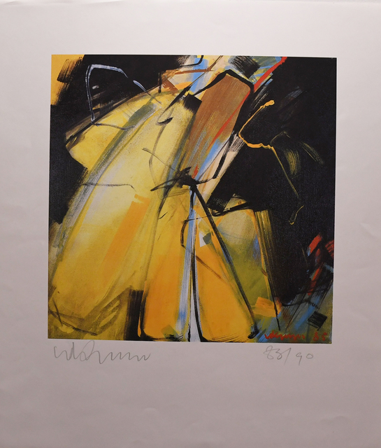 Erik Van Der Grijn, 'Untitled 1/3', Print, Anita Shapolsky Gallery