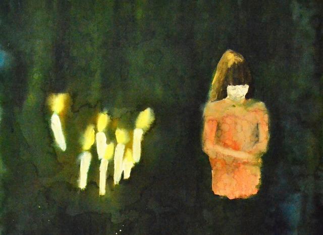 , 'Procuro conservar as últimas imagens,' 2014, Luciana Caravello Arte Contemporânea