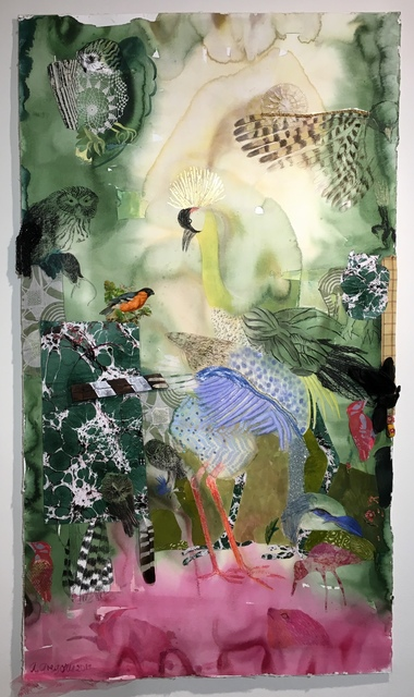 , 'Birds of the World,' 2017, JAYJAY