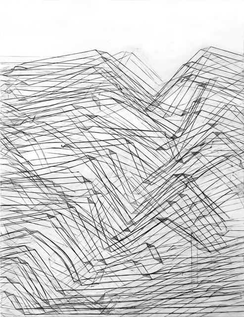 , 'Fold 1,' 2017, CYNTHIA-REEVES