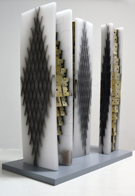 Dorothea Reese-Heim, 'Hommage an Joseph Marie Jacquard ', 2004, XC.HuA Gallery