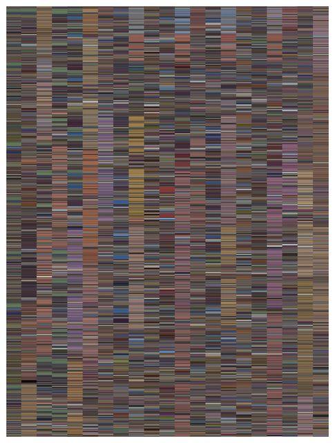 , 'One Week Skin (ESPN-Vs),' 2012, Mark Moore Fine Art