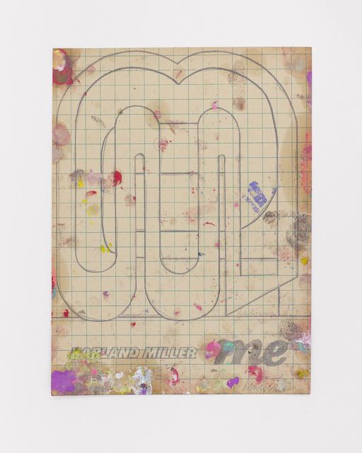 Harland Miller, 'ME', 2019, White Cube