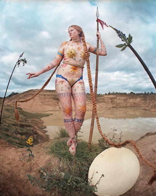 , 'Escapism,' 2017, Anna Nova Gallery