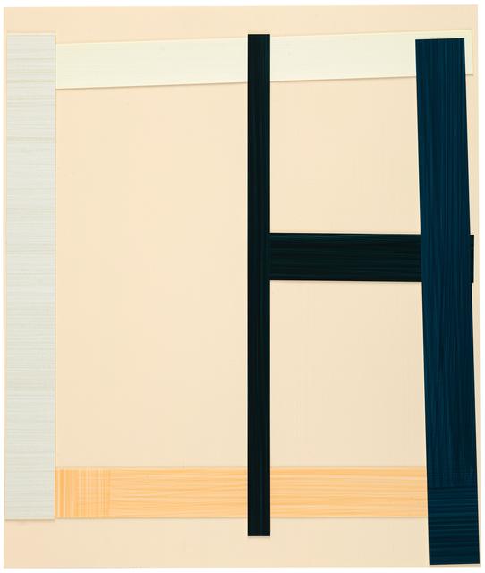 , 'Senzatitolo 6,' 2010, Galerie nächst St. Stephan Rosemarie Schwarzwälder