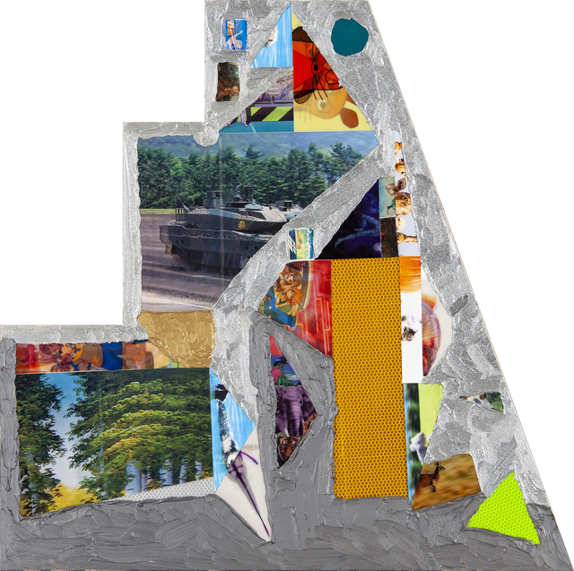 Teppei Kaneuji, 'ZONES (House) #3', 2019, Jane Lombard Gallery