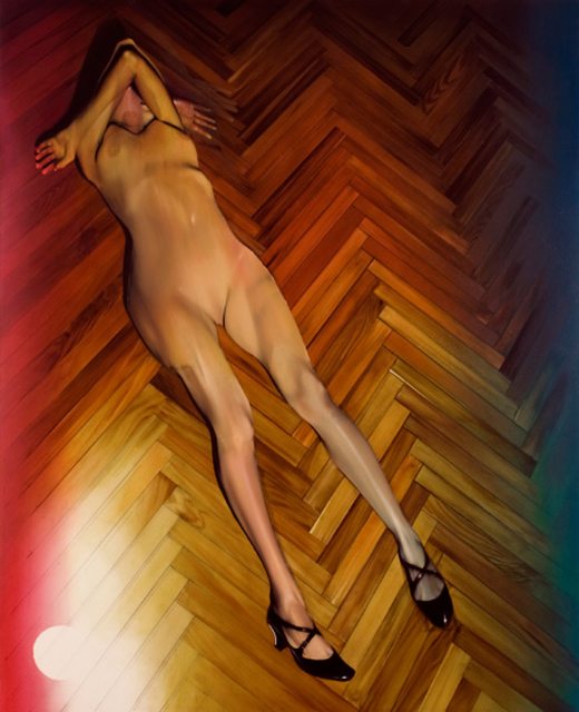 , 'Domestic Nude,' 2008, Robert Kananaj Gallery