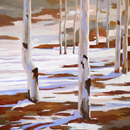 Hadley Rampton, 'Adaptation', 2016, Painting, Oil, Abend Gallery