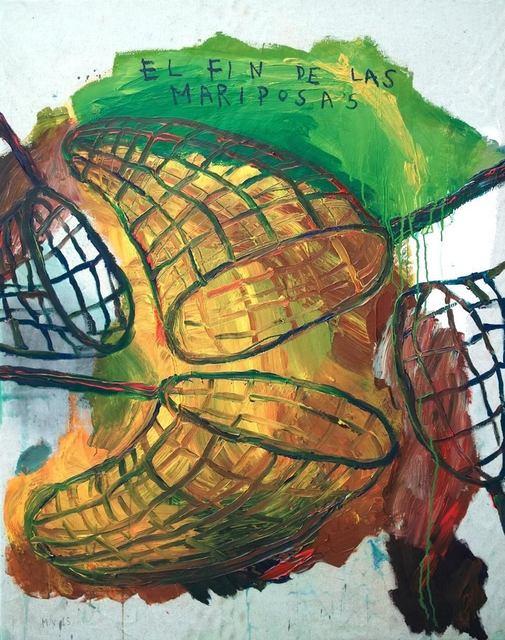 , 'El fin de las mariposas ,' 2015, KEWENIG