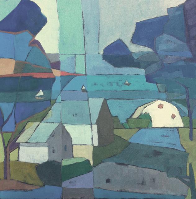 , 'Wellfleet Harbor,' , Copley Society of Art