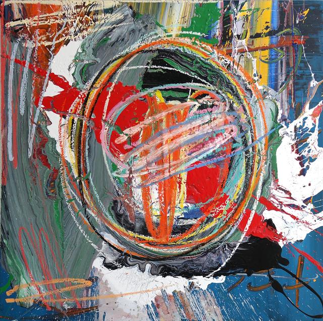 , 'Untitled 18,' 2019, Wallspace
