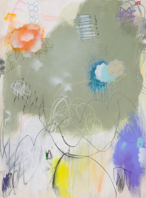 , 'Lyric - Idea,' 2018, Madison Gallery