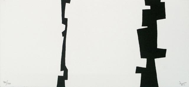 , 'Dos figuras,' 1981, Galería La Caja Negra