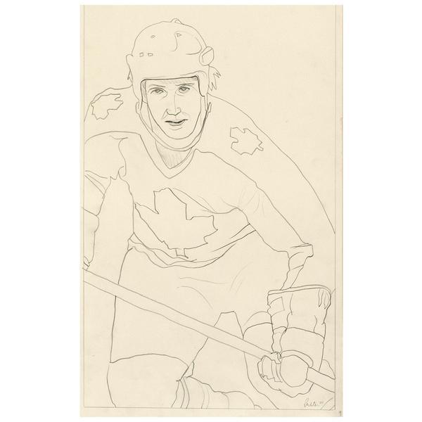 , 'Hockey Knights in Canada,' 1984, Caviar20