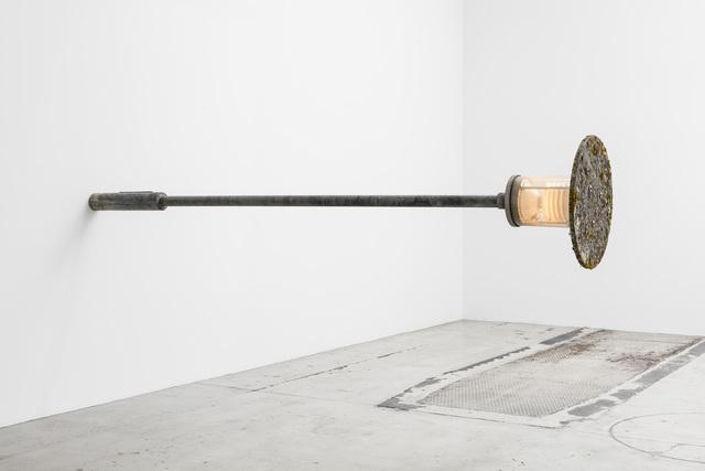 , 'Lamppost,' 2016, Galleri Nicolai Wallner