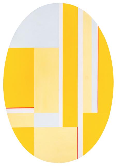 , 'Ellipse with Yellows,' 1977, Vallarino Fine Art