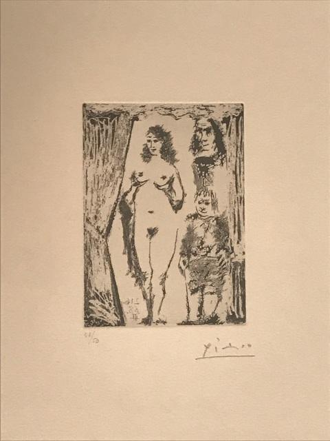 Pablo Picasso, 'La Celestine', 1968, Wallector