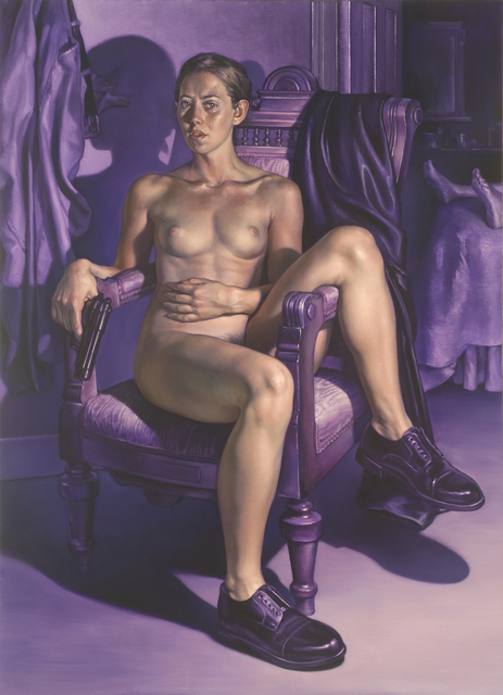 , 'The Old Man's Shoes,' 2009, RJD Gallery