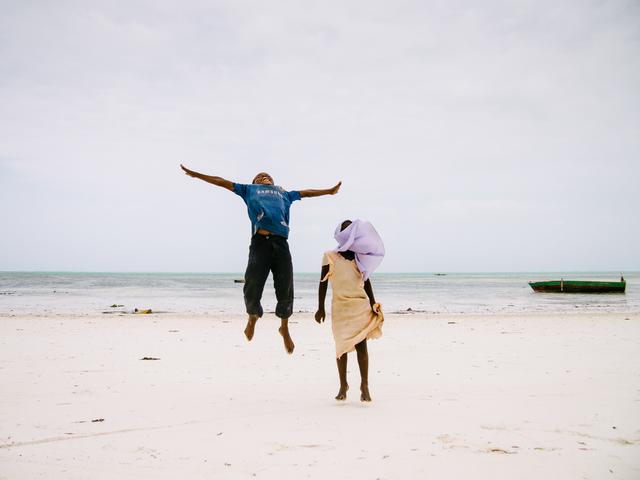 Sam Satchu, 'Jambiani beach, Zanzibar  Tanzania. ', 2016, Museum of African Design (MOAD)