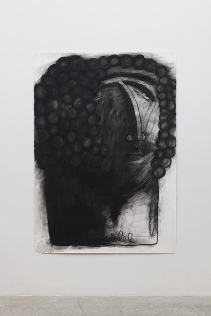 , 'Portrait,' 2017, L.A. Louver