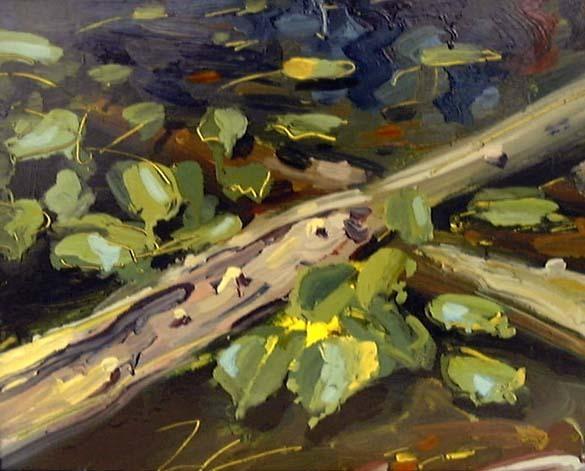 John Erickson, 'Water Log', 2001, Phillips Gallery