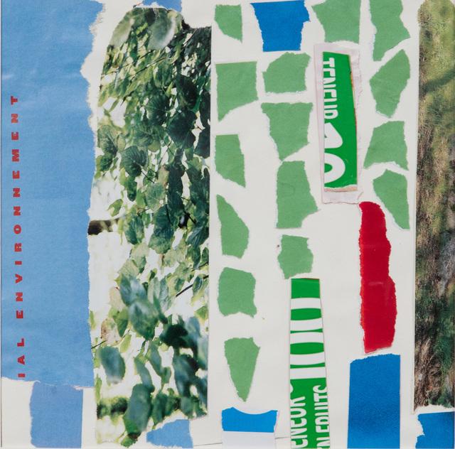 , 'Collage 205,' ca. 2012–14, Rosenberg & Co.