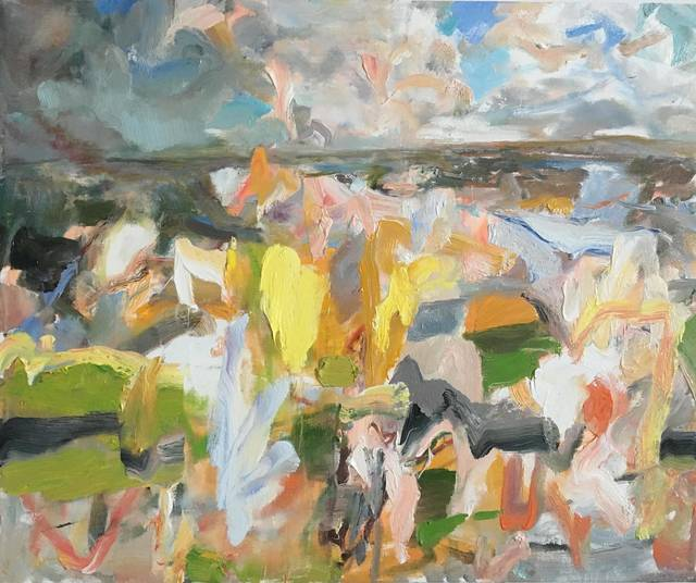 , 'Rhine,' 2016, Tayloe Piggott Gallery