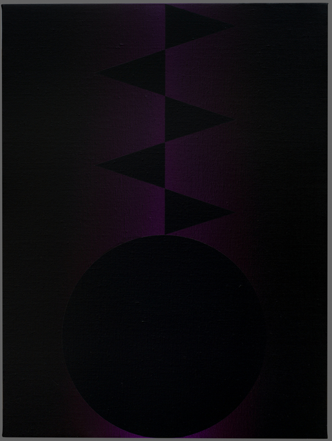 , 'Orbit-10,' 2015, Galerie Krinzinger