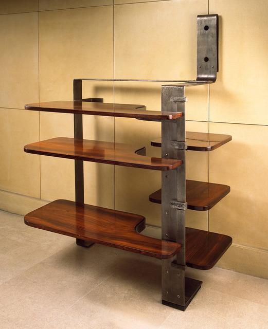 , 'Hanging shelves,' ca. 1928, Vallois SAS