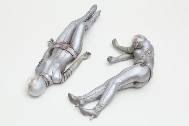 , 'Spaceship – sediment,' 2009, Aki Gallery