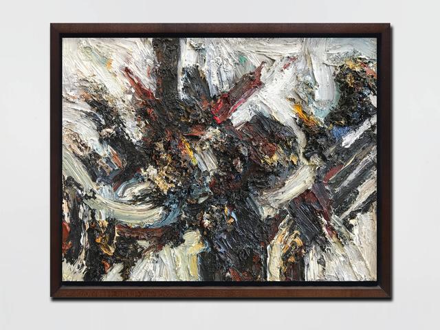 Steven Powers, 'Broken Branches V', 2017, FRED.GIAMPIETRO Gallery