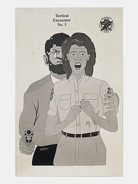 , 'Target A,' 2016, Eleven Fine Art