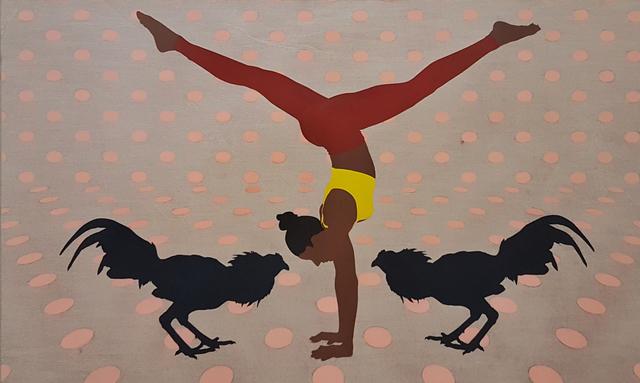 , '...And a Girl VII,' 2017, Kristin Hjellegjerde Gallery