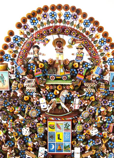 """, '""""Arbol de Juguetes"""",' 2017, Cactus Fine Art"""