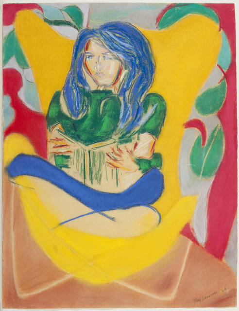 , 'Portrait of Gabby or Erica,' 1966, Quogue Gallery