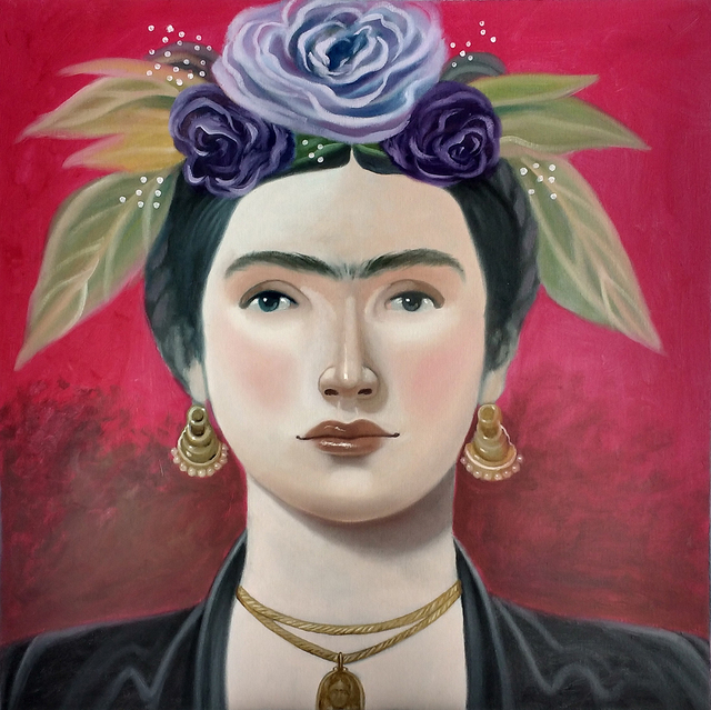 , 'Frida Kahlo Impetuosa,' , Inn Gallery