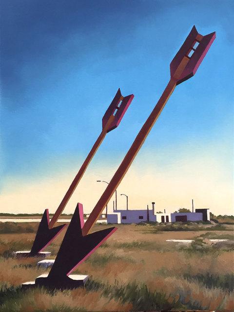 Mary Anne Erickson, 'Twin Arrows', 2016, Cross Contemporary Art