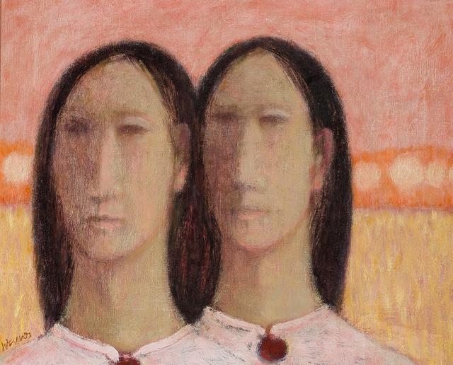 Richard Haines, 'Sisters', 1962, John Moran Auctioneers