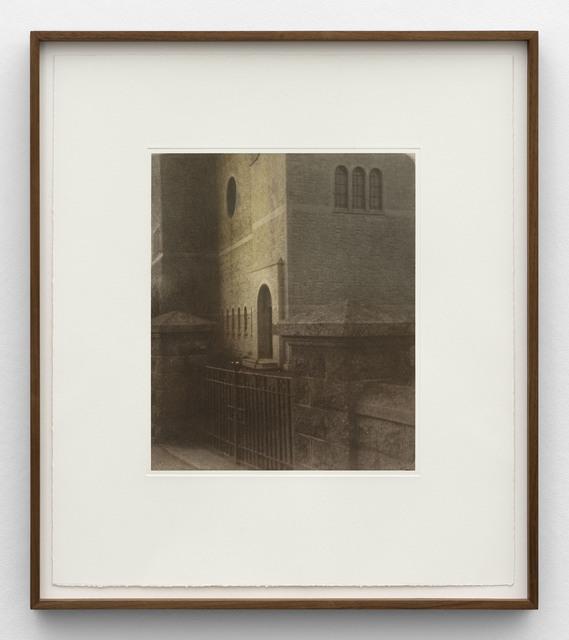 , 'Untitled,' 2017, Xavier Hufkens