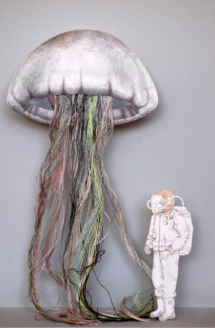 , 'The Jellyfish and the Exterminator,' 2016, Beatriz Esguerra Art